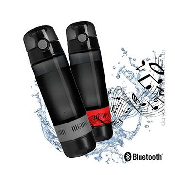 AcquaSound! Garrafa Speaker - Bluetooth