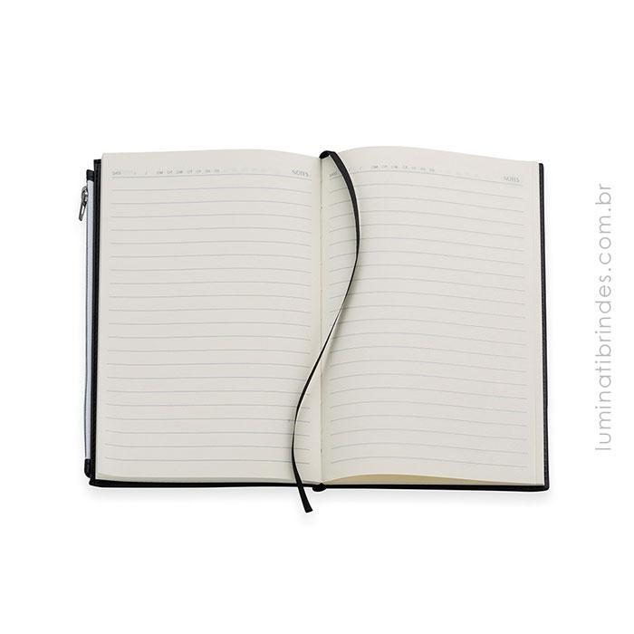 Caderno Paper Zipper