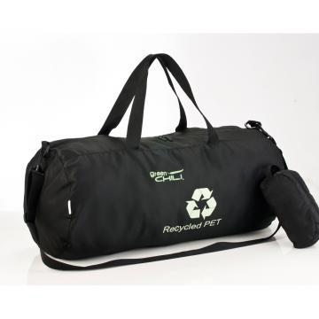 Bolsa CAMPUS dobrável em pet reciclado