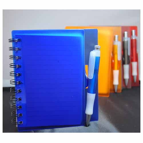 Caderno BOOK COLOR