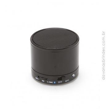 Caixa Metalsound Bluetooth