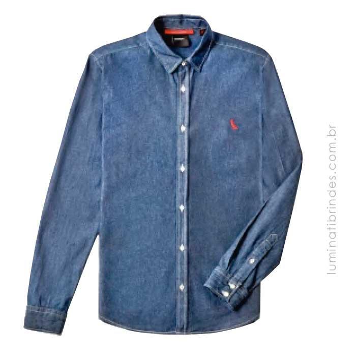Camisa ìndigo Jeans Easy Reserva