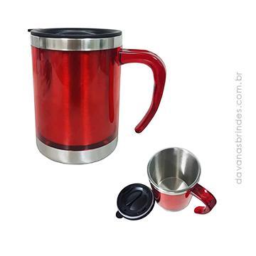 Caneca Acrílica RED - 400 ml