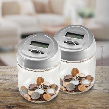 Cofre com contador automático COFFER