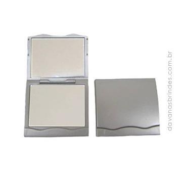 Espelho p/ Bolsa - Quadrado