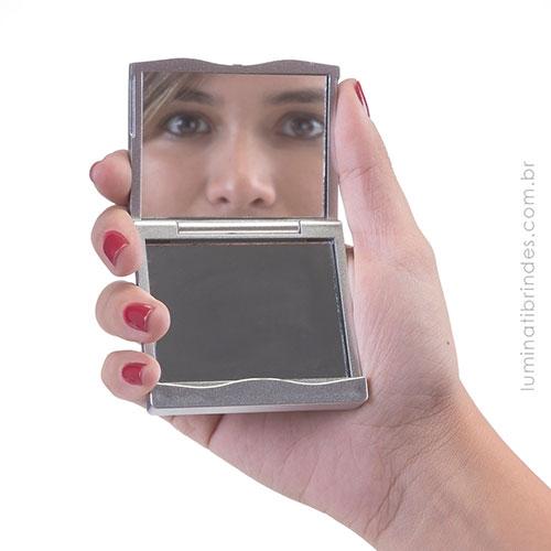 Espelho Flip de Bolsa