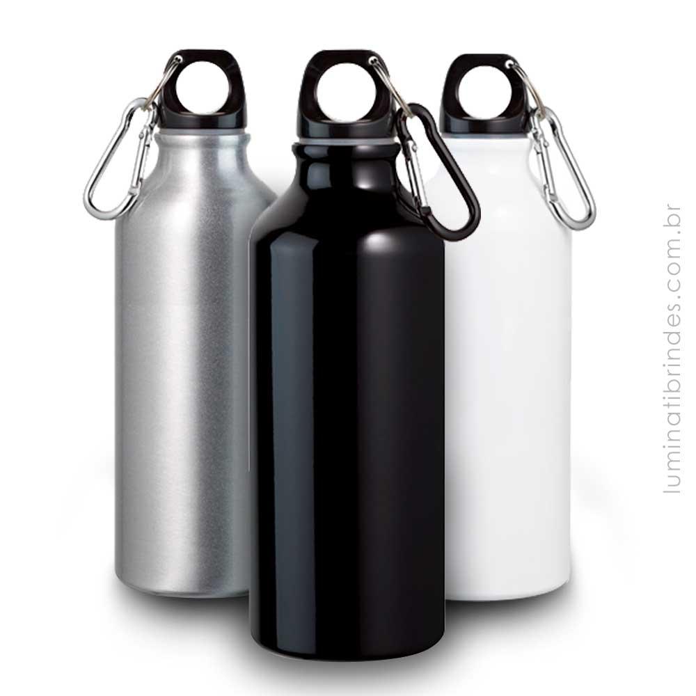 Squeeze Carabiner Alumínio