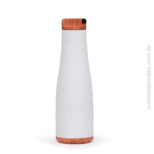 Garrafa Cedar Inox
