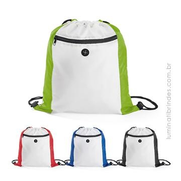 Gym Bag Sporty White