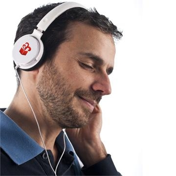 Head Phone Stereo MUSIC SOUND