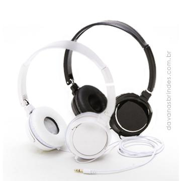 Headphone Dobrável Soft