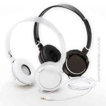 Headphone Dobrável Soft