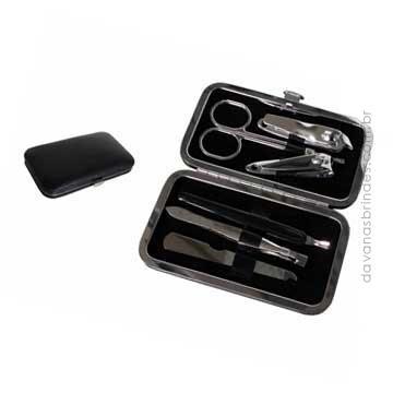 Kit Manicure c/ Pinça - 6 peças