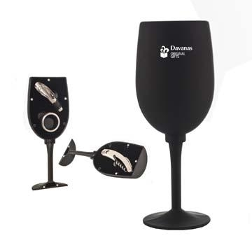 Kit Vinho GLASS RUBBER