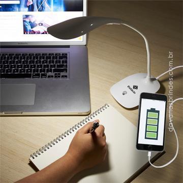 Luminária Venus - USB