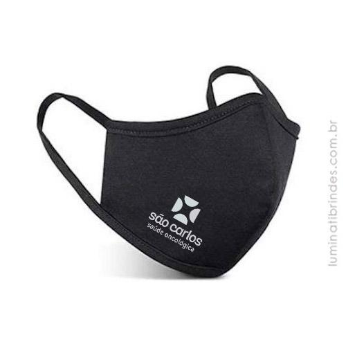 Máscara de Proteção Reutilizável para Brinde