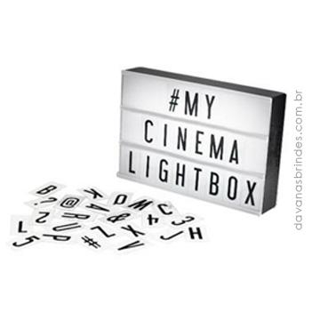 Mini Box Light - Cinema