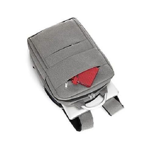 Mochila Design Aluminum - USB