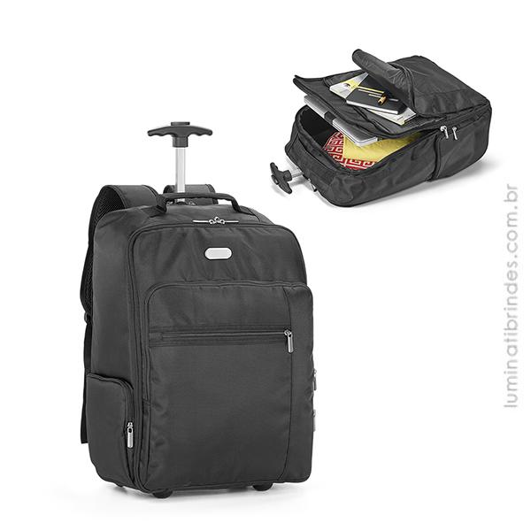 Mochila Trolley Black Viaggio