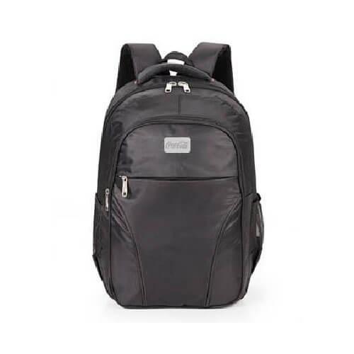 5a97915e1 Mochila personalizada com porta notebook e diversas divisórias. Brinde  perfeito para sua rotina de trabalho e organização de seus pertences.
