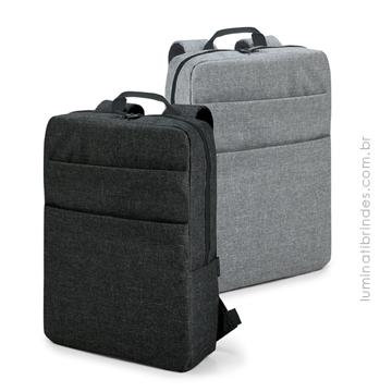Mochila Zack Backpack Gray
