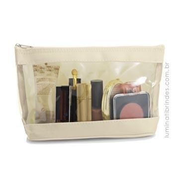 Necessaire Clear Beauty