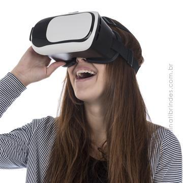 Óculos 360 de visão virtual pára smartphone