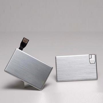 Pen Drive ALUMINIUM CARD 4GB