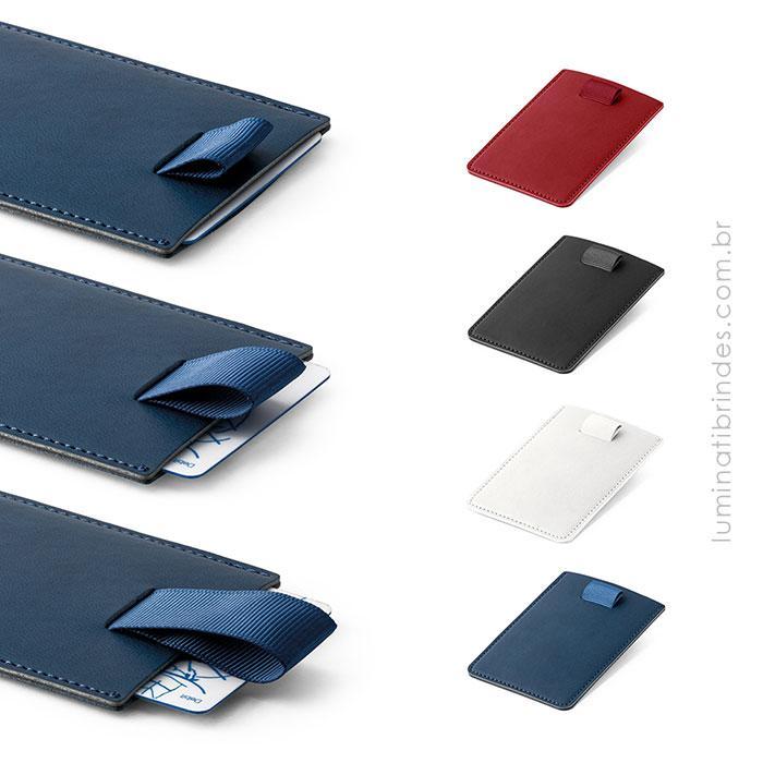 Porta Cartão RFDI Protect