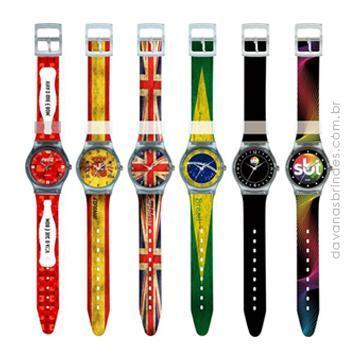 Relógio Fullcolor