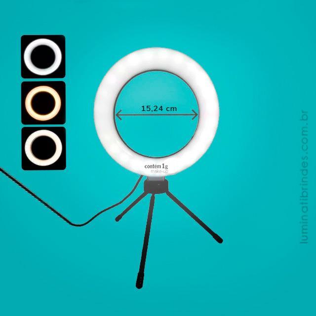 Ring Light para selfies