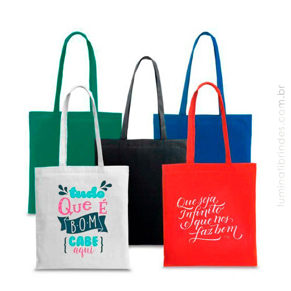 Bag Cotton Color Ecológica