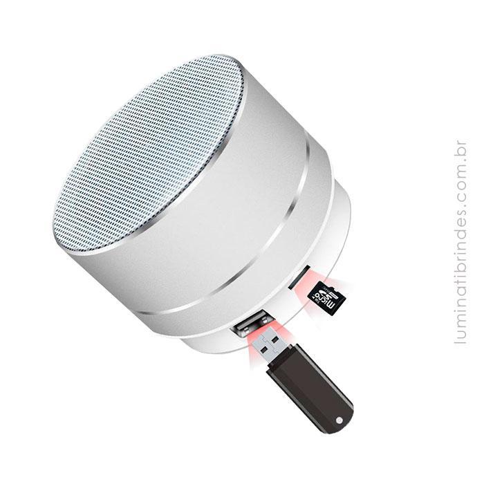 Caixa de Som Silversound