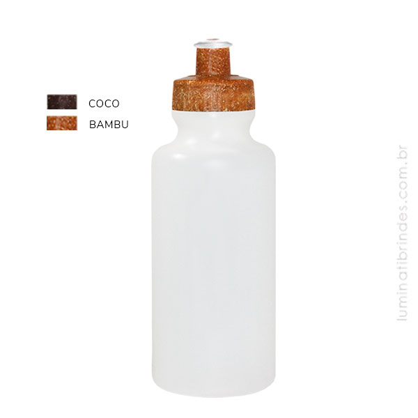 Squeeze ECO FIBRAS Personalizado
