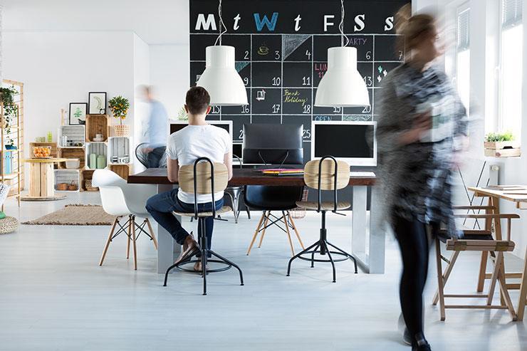Preocupa��o com sustentabilidade muda conceito de coworking